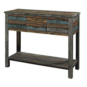Powell Calypso Console Table