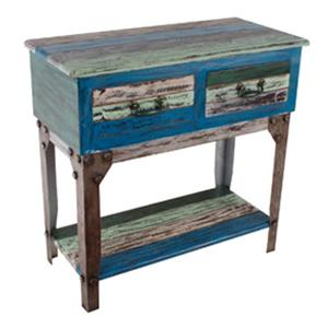 Powell Calypso Small Hall Table
