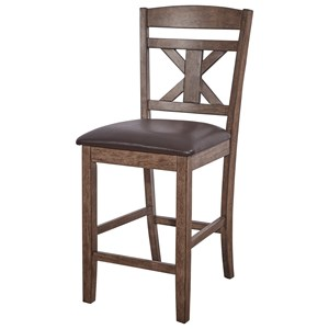 Powell Cohen Cohen Counter Stool