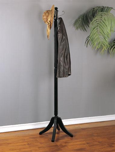Powell Contemporary Merlot Coat Rack - Item Number: 383-274