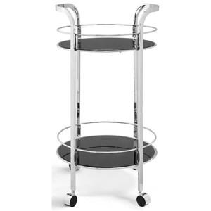 Duval Bar Cart
