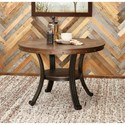 Powell Franklin  Franklin Dining Table  - Item Number: 15D2020DT