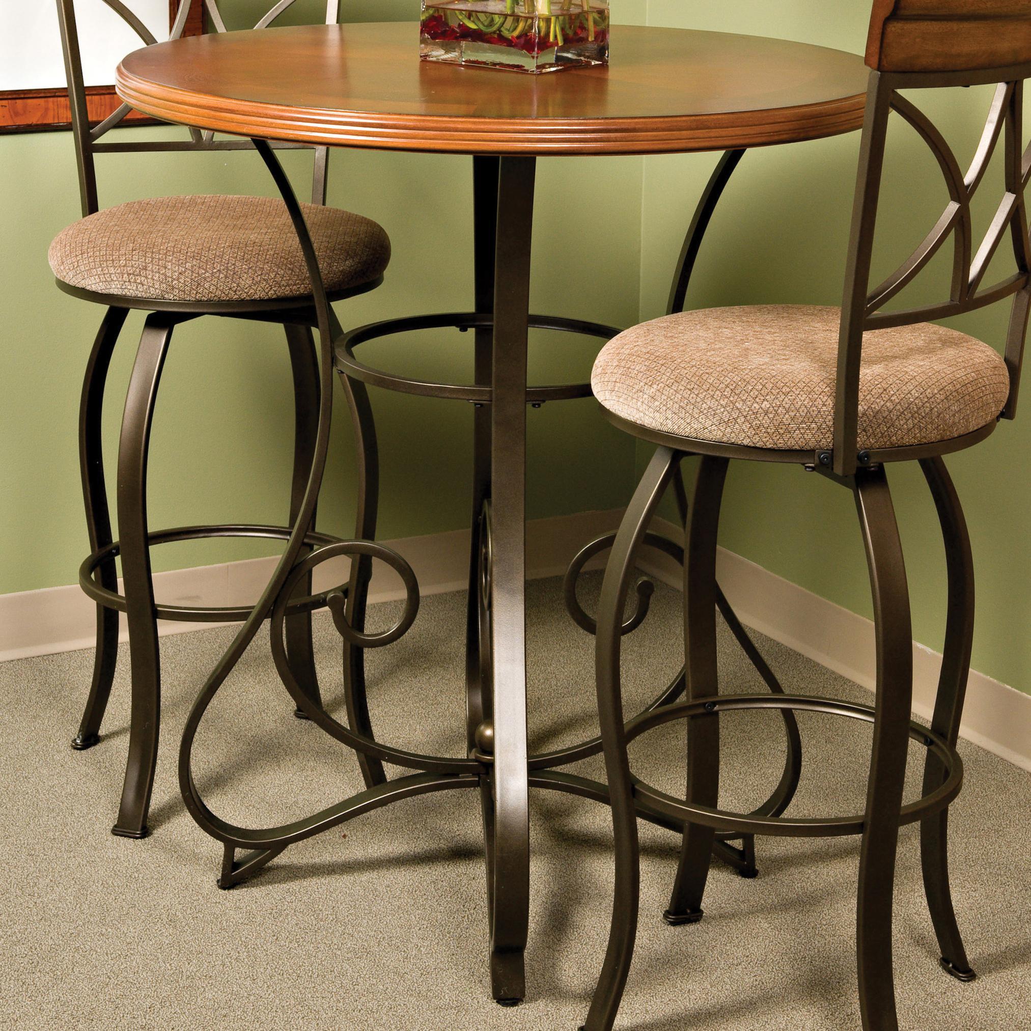 Powell Hamilton Pub Table - Item Number: 697-404