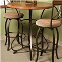 Powell Hamilton Pub Table - 697-404
