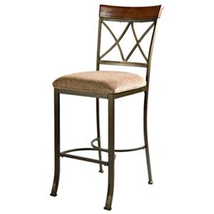 Hamilton Bar Stool by Powell