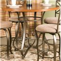 Powell Hamilton Gathering Table - Alternate Room Setting