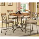Powell Hamilton 5 Piece Gathering Set - Item Number: 697-441M2