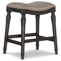 Powell Hayes Counter Height Stool - Item Number: D1043D16CSG