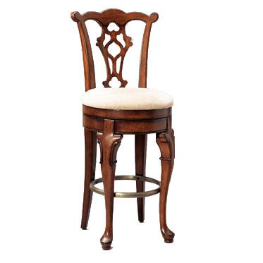 "Powell Jamestown Landing 30.75"" Swivel Armless Bar stool - Item Number: 987-729"