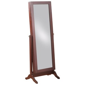Powell Jewelry Armoire Sliding Jewelry Armoire