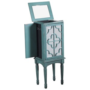 Powell Jewelry Armoire Mazie Jewelry Armoire