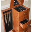 Powell Jewelry Armoire Olivia Jewelry Armoire