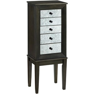 Powell Jewelry Armoire Larrin Jewelry Armoire