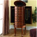 Powell Jewelry Armoire