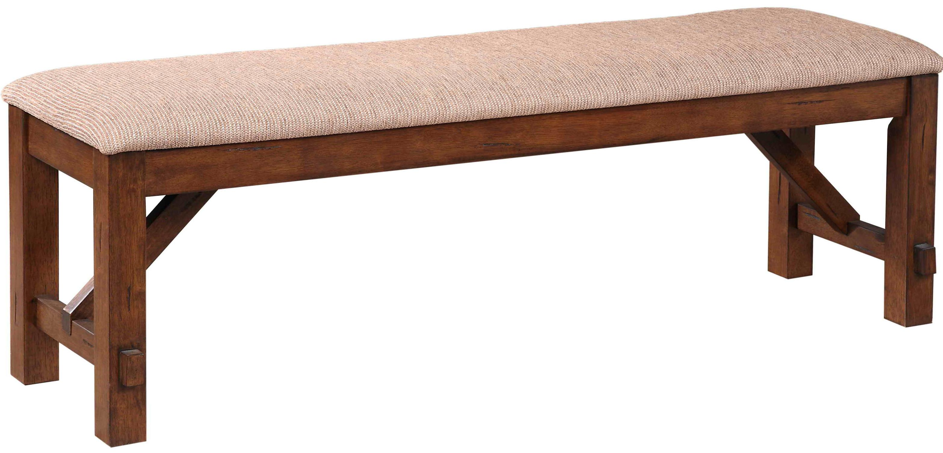 Powell Kraven Dining Bench - Item Number: 713-260
