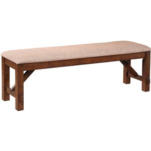Powell Kraven Dining Bench