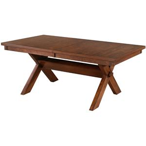 Powell Kraven Dining Table