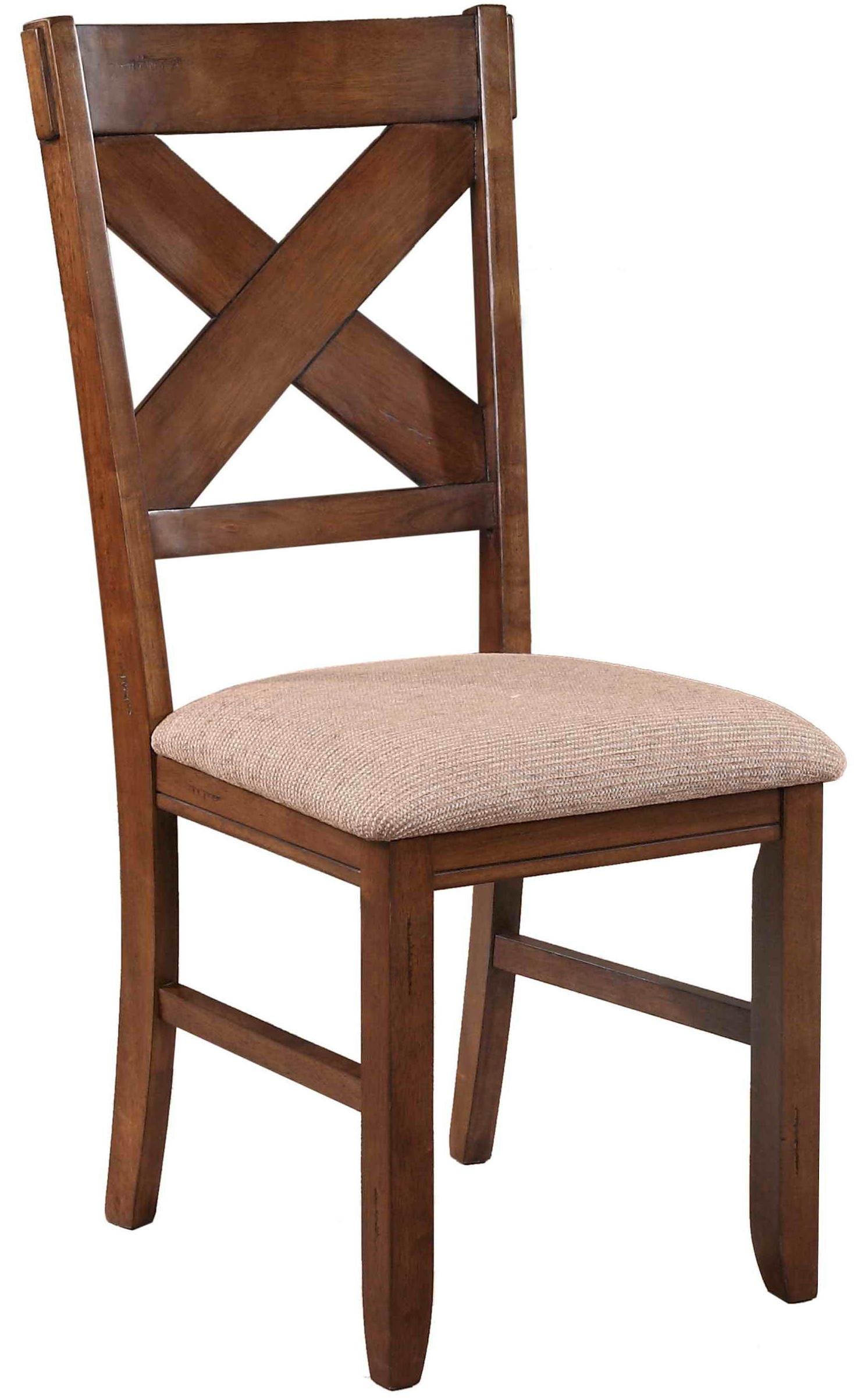 Powell Kraven Dining Side Chair - Item Number: 713-434