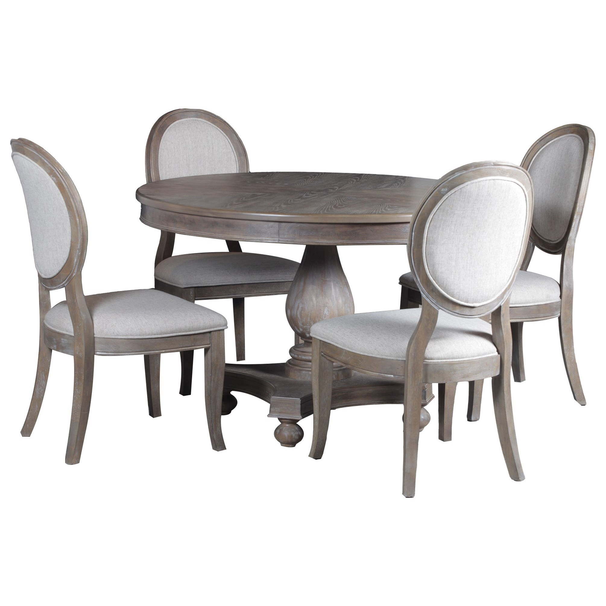Powell Lenoir 5 Piece Dining Package - Item Number: 15D7053