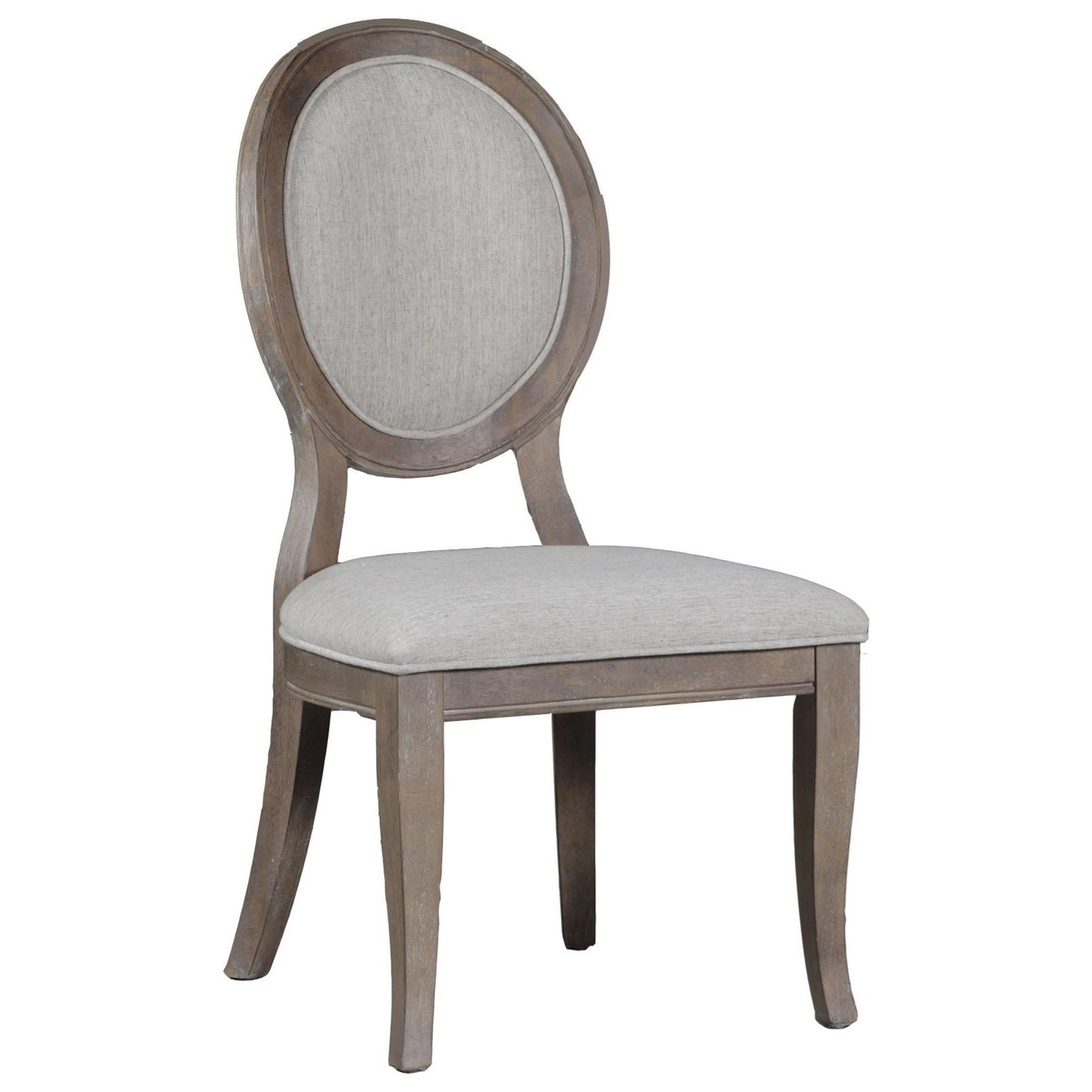 Lenoir Lenoir Side Chair by Powell at HomeWorld Furniture