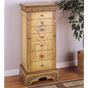 Powell Masterpiece Jewelry Armoire
