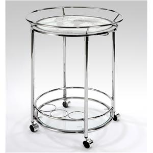 Powell Accents Serving Trolley