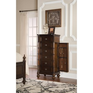 Powell Passages Passages Jewlery Armoire