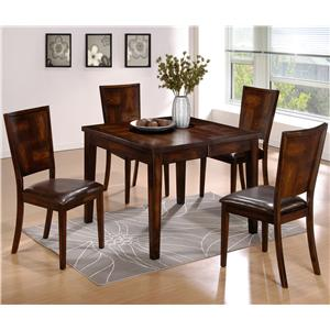 Flynn 5 Piece Dining Set