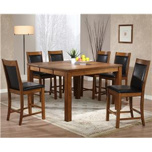 7 Piece Millcreek Gathering Set