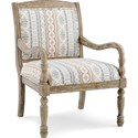 Powell Watson Accent Chair - Item Number: D1250S19
