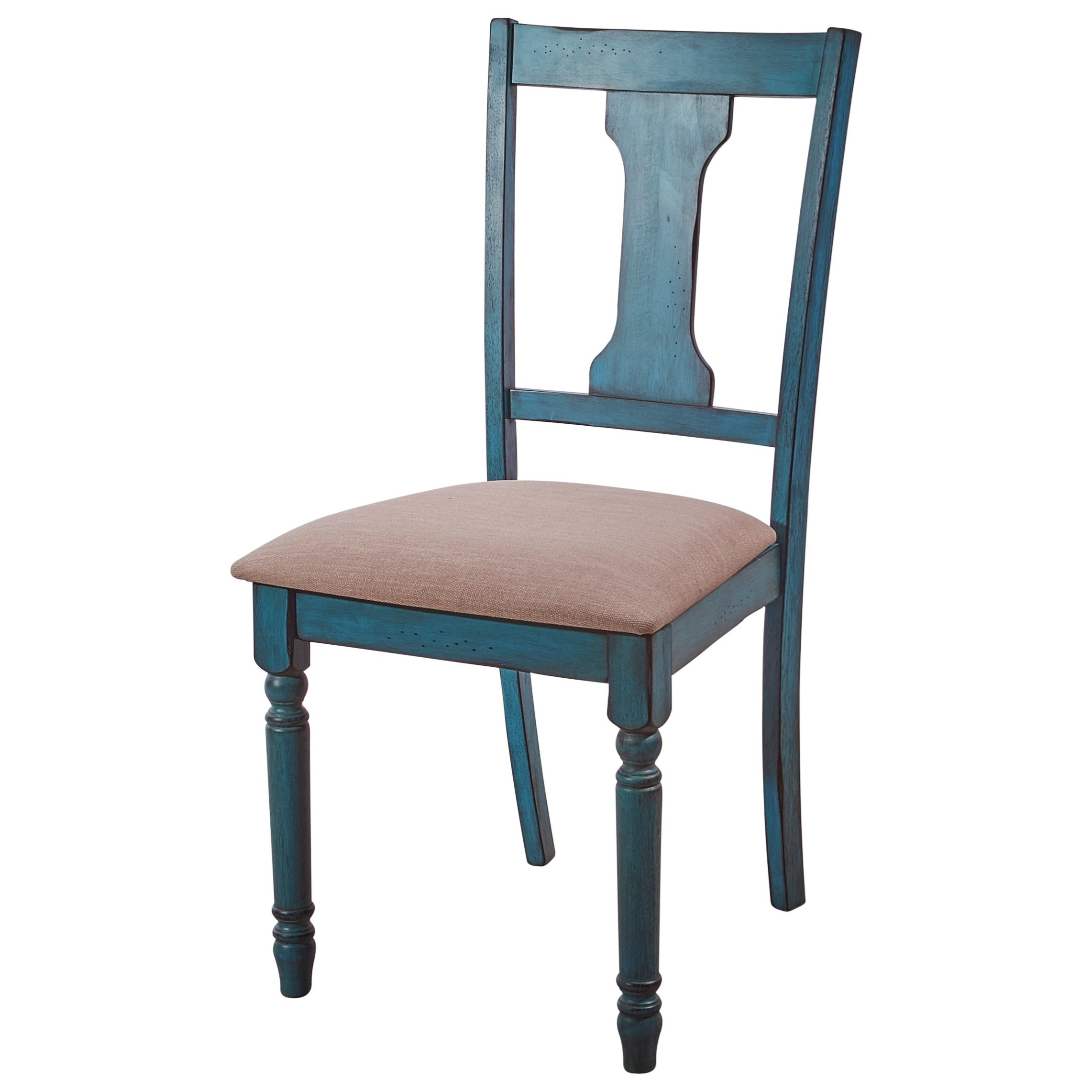 Powell Willow Willow Side Chair - Item Number: 16D8214SC