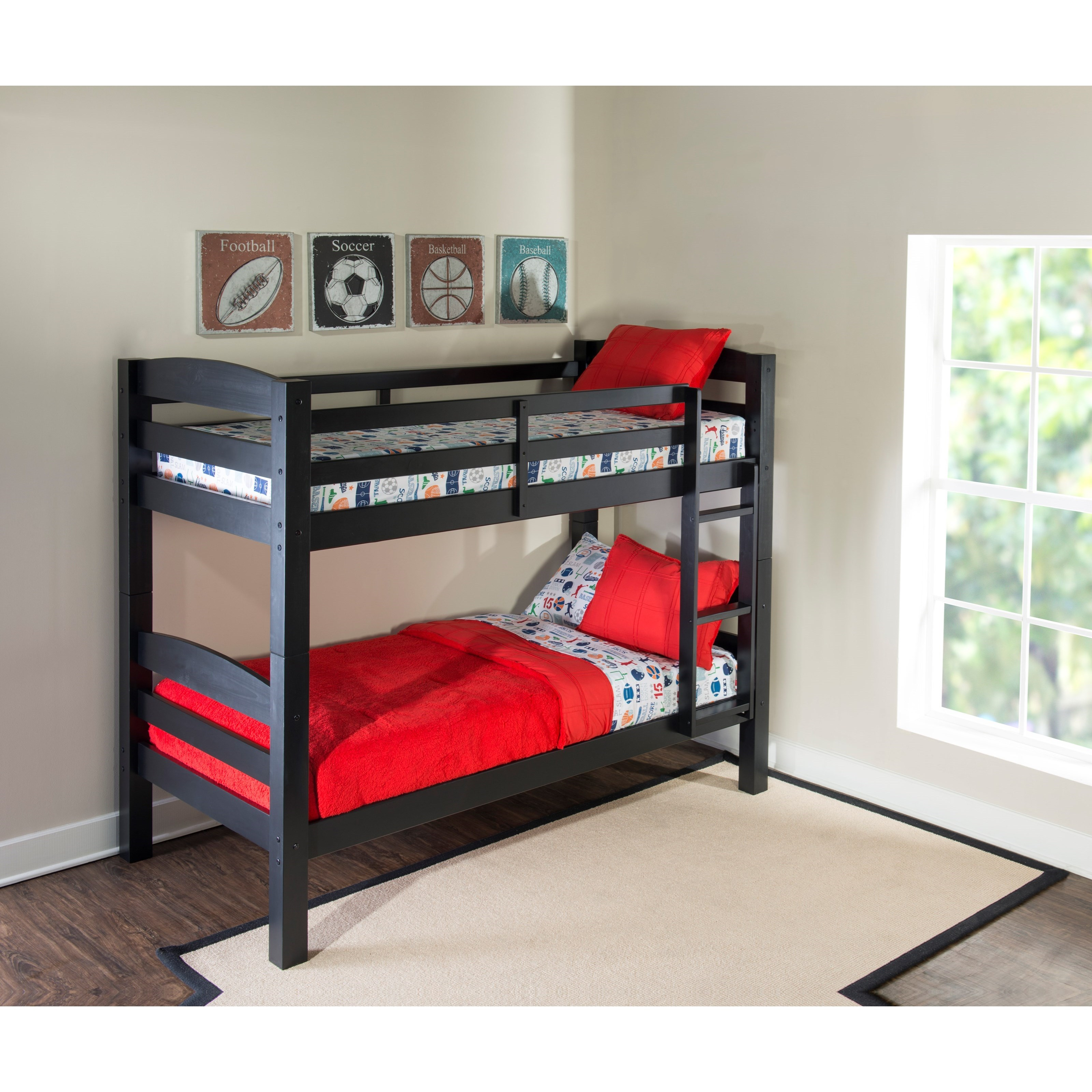 products cartons bunksupholstered and beds upholstered bunks in day height trim bed item width ships youth powell threshold