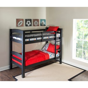 Twin Over Twin Porter Bunk Bed