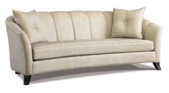 Accent Sofas Sofa by Precedent at Alison Craig Home Furnishings