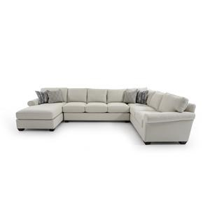 Precedent Multiple Choices 3 Pc Sectional Sofa