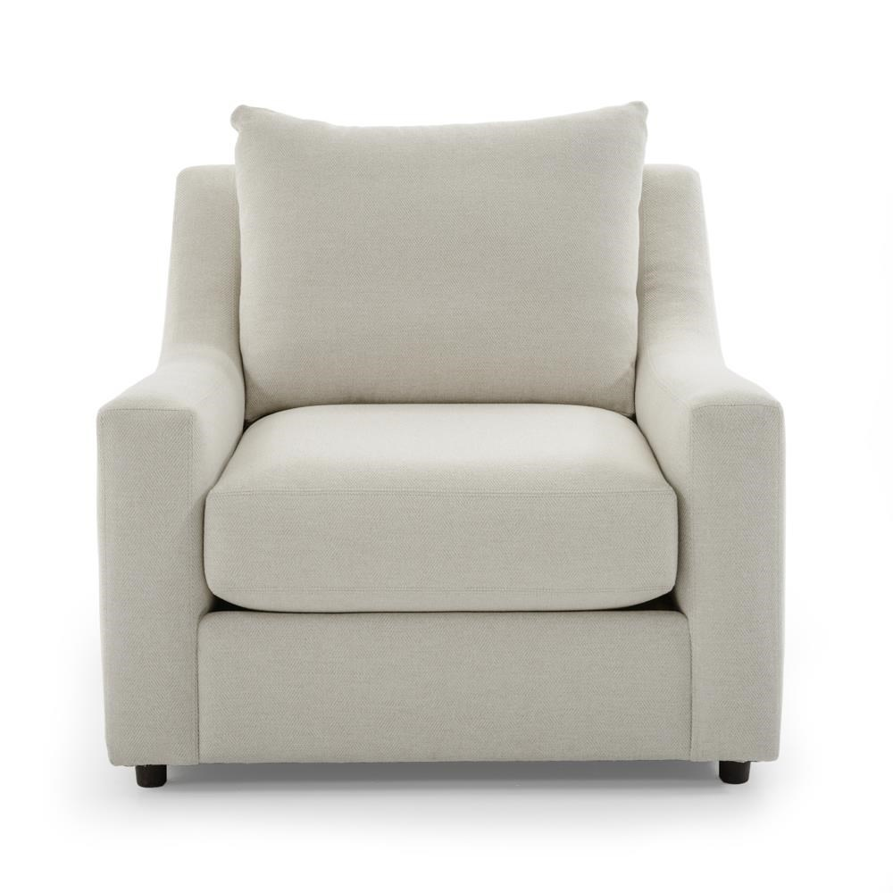 Precedent Multiple Choices Customizable Chair - Item Number: 8C1-PKUC MUSKATEER PEARL