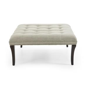 Precedent Prop or Sit Customizable Ottoman