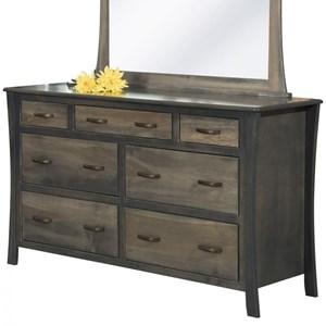 Rotmans Amish Greenbrier Dresser