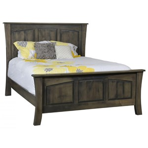 Rotmans Amish Greenbrier King Bed