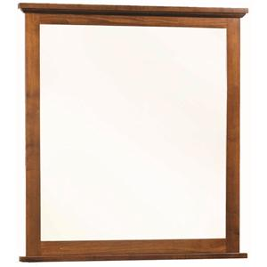 Rotmans Amish Huntington Shaker Mirror