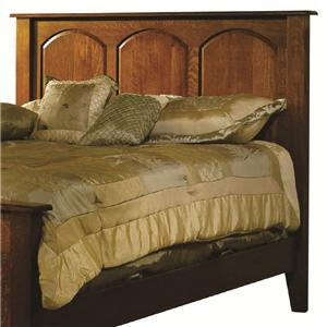 Rotmans Amish Huntington Shaker Queen Carlisle Headboard