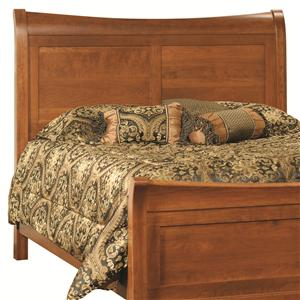 Premier Furnishings Princeton Queen Sleigh Headboard