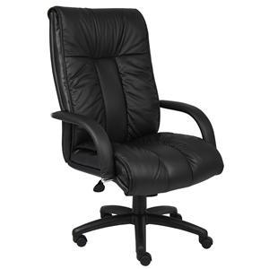 Italian Leather Executive Chair
