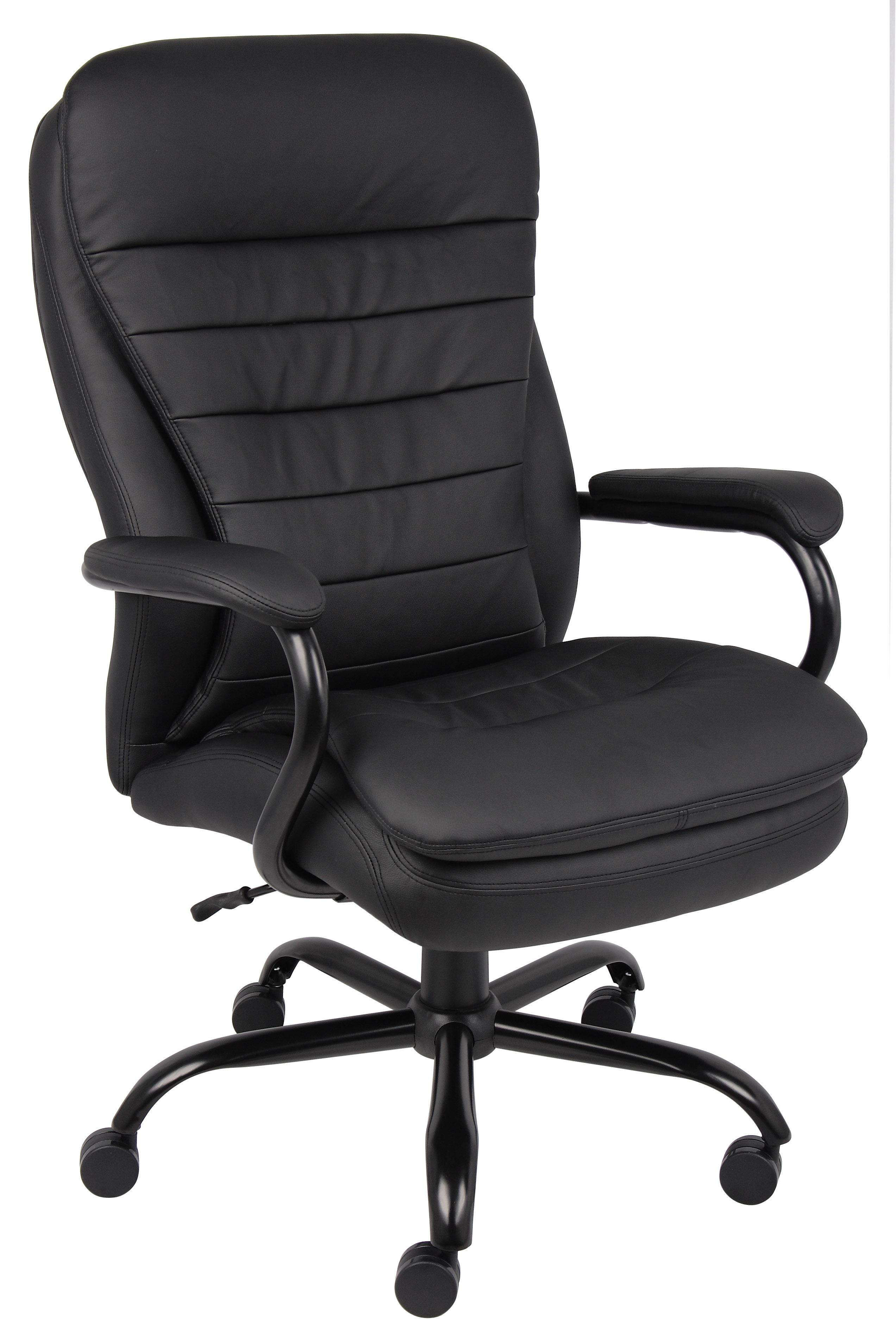 Presidential Seating Executive Chairs Heavy Duty Black Executive Chair - Item Number: O-991-CP