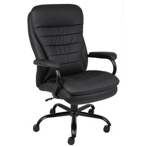 Heavy Duty Black Executive Chair