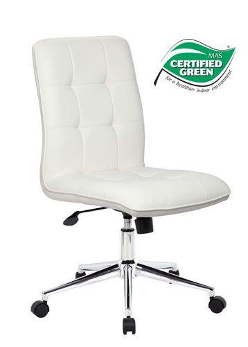 Presidential Seating Modern Task Chair - Item Number: B330-WT