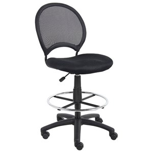 Presidential Seating Stools  Mesh Drafting Stool