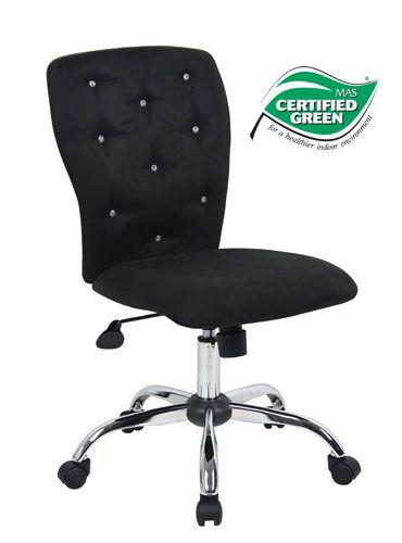 Presidential Seating Tiffany Task Chair - Item Number: B220-BK