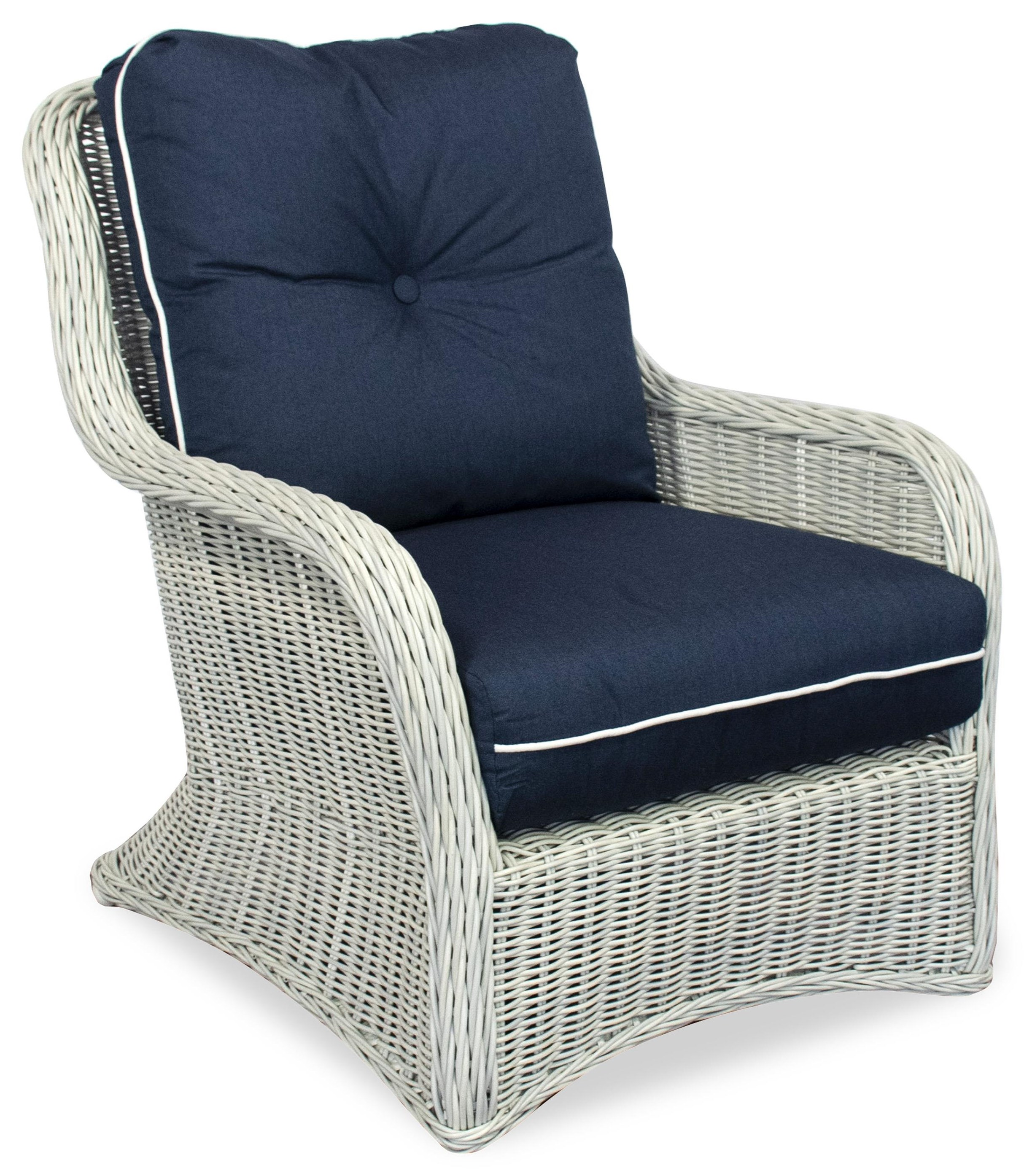 Dover Lounge Chair by Prestige at Johnny Janosik