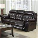 Prime Resources International 6500 Reclining Sofa - Item Number: 6500-401-507